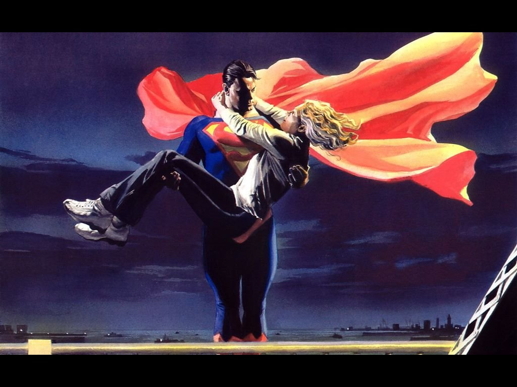 Superman Returns & Man of Steel: Man vs. Myth | iwantedwings