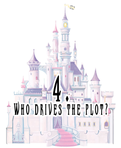 4 Who drives the plot?