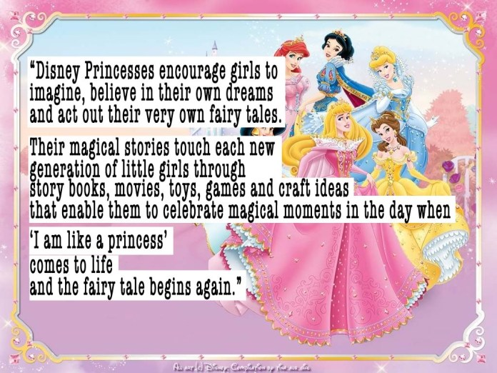 Wicked Wiles Disney Princess Analysis Gender Politics Fanny Pack iwantedwings