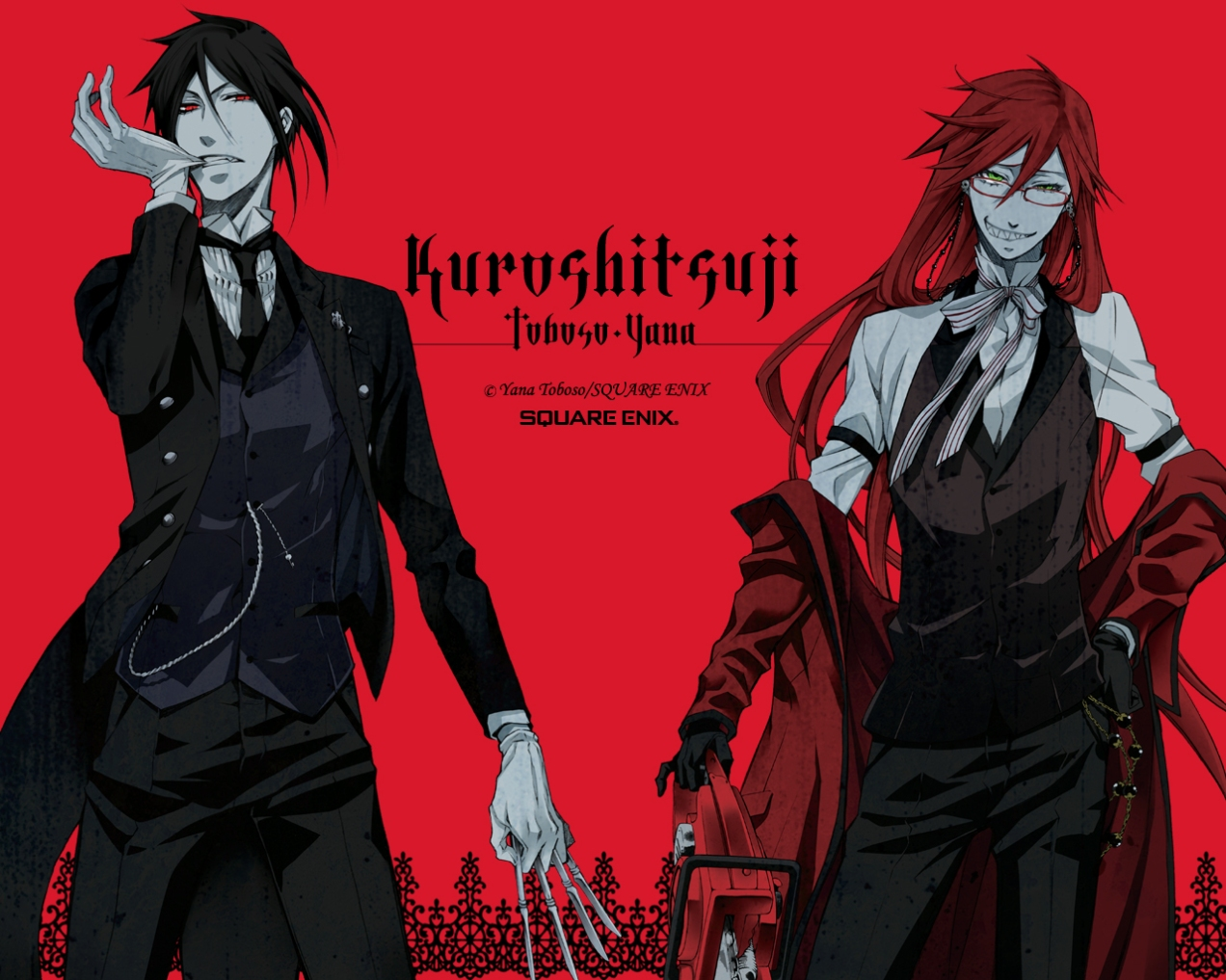 black butler kuroshitsuji anime manga gender analysis