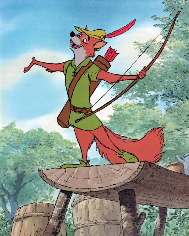 Robin Hood: Foxy.