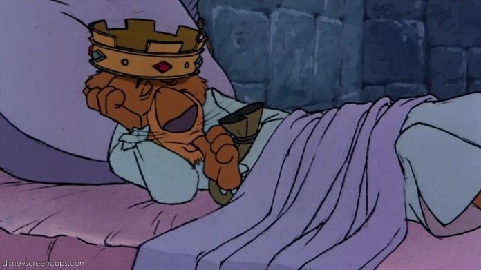 Robin Hood Disney Wicked Wiles Prince John