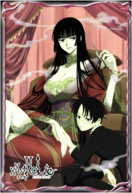 xxxHolic Clamp manga anime female gaze feminism