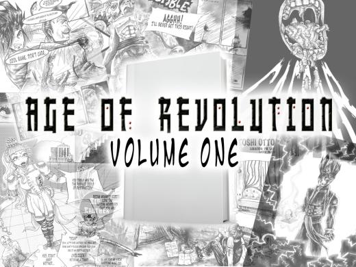Age of Revolution Kickstarter Campaign